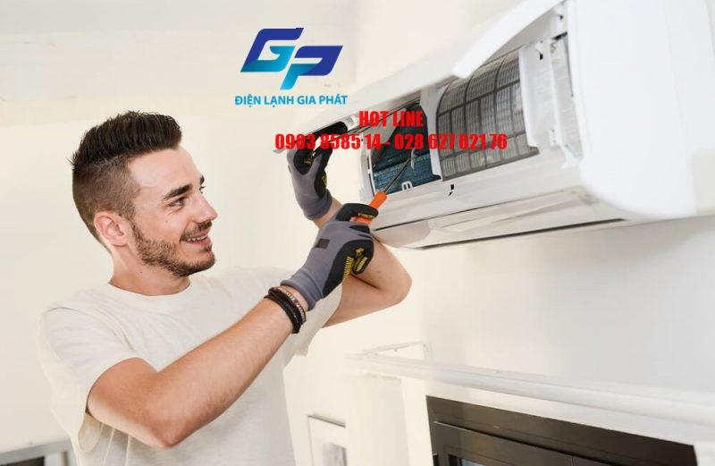 Sửa chữa máy lạnh quận 7