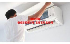 Sửa chữa máy lạnh tại nhà quận 7