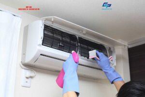 Công ty điện lạnh đường Nguyễn Lương Bằng quận 7