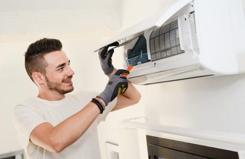 Tìm dịch vụ sửa máy lạnh giả rẻ ở đâu