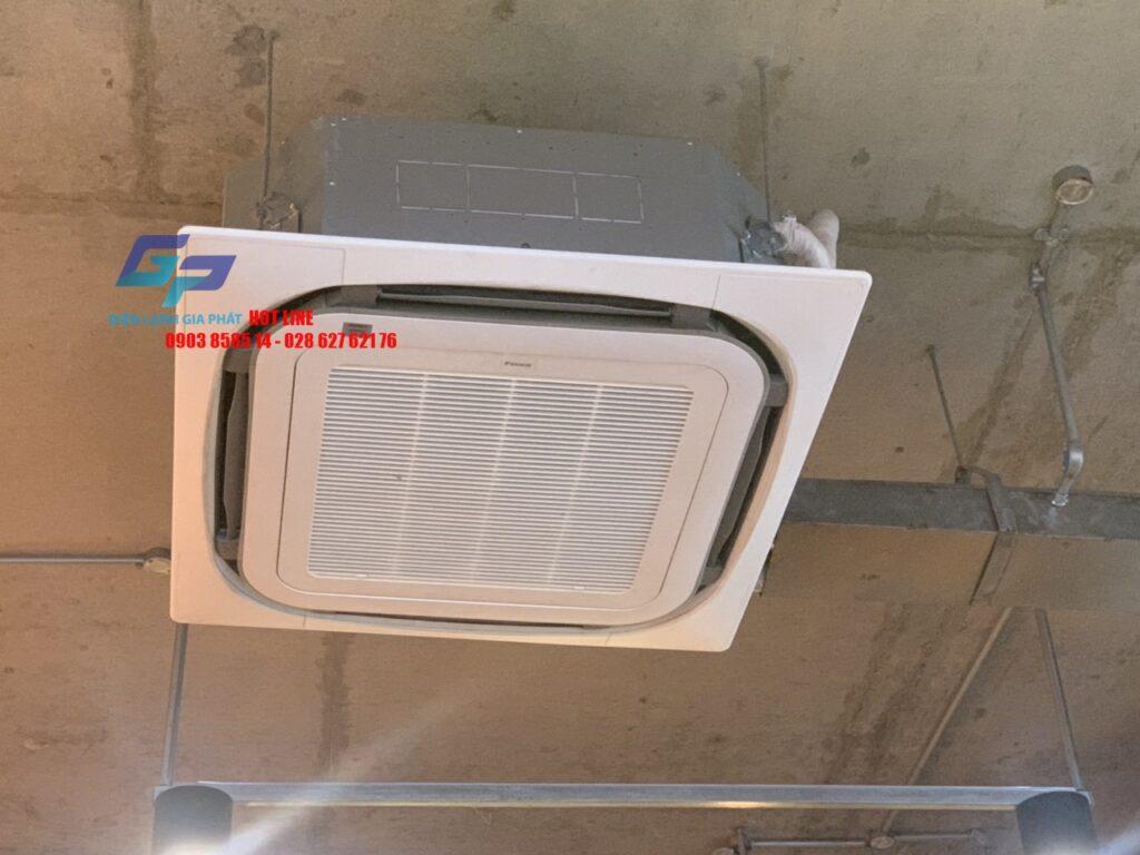 Công ty sửa máy lạnh chảy nước quận 7
