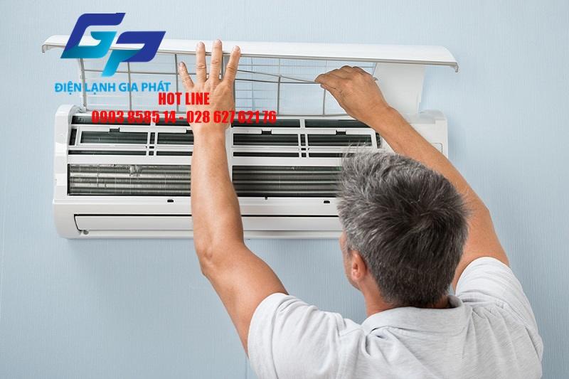 Tháo ráp máy lạnh quận 7 uy tín